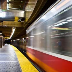 Северный железнодорожный вокзал Бостона