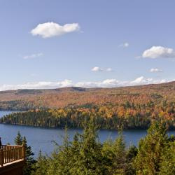Sacacomie Lake, Saint-Alexis-des-Monts