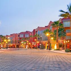 Centro di Hurghada - Piazza Sackalla