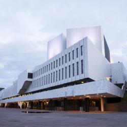 Finlandia-Halle, Helsinki