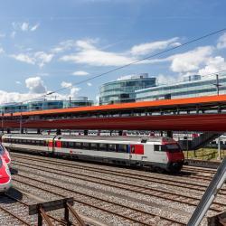 Gare de Genève-Sécheronin rautatieasema