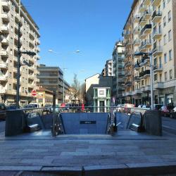 Stazione metro Spezia