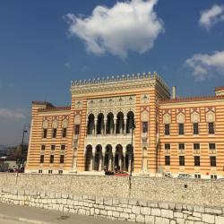 Gradska većnica u Sarajevu