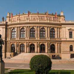 Rudolfinum, Prag