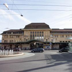 ЖП гара Lausanne