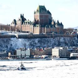 Fairmont Le Chateau Frontenac, Quebeque