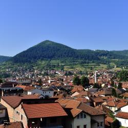 Piramidy w Bośni, Visoko