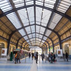 Piraeus Railway Station