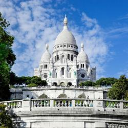 Montmartre Area, Paris