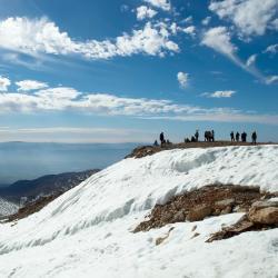 אתר הסקי הר החרמון, נווה אטי''ב