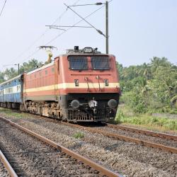 Ahmedabad Train Station