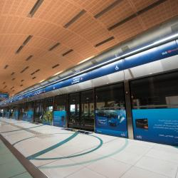 DAMAC Properties Metrostation