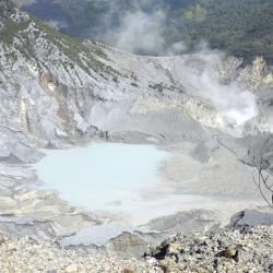 Tangkuban Perahu Volcano, Ciater