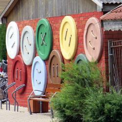 Pakalnu pogas Recreation centre