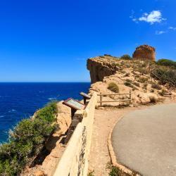 Punta de Cavall Tower
