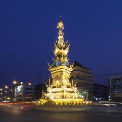 Torre del rellotge de Chiang Rai