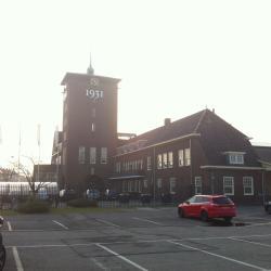 Výstavisko Brabanthallen