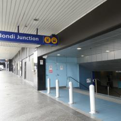 Estación de autobús y tren Bondi Junction