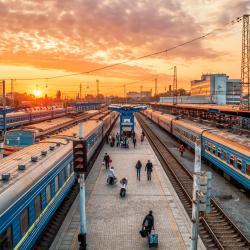 Minsks tågstation