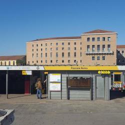 Róma Piazzale állomás