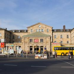 Bamberg Central Station
