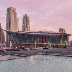 Dubai Opera Binası
