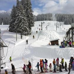 Bonascre skiheis