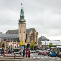 Bahnhof Luxemburg