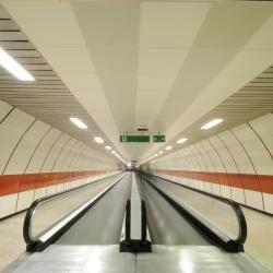 Osmanbey Metro Station