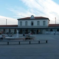 a bergamói vasútállomás