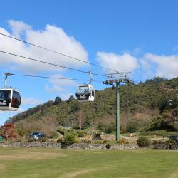 Parque de Aventura Skyline Rotorua