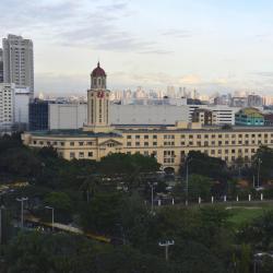 Municipio di Manila, Manila