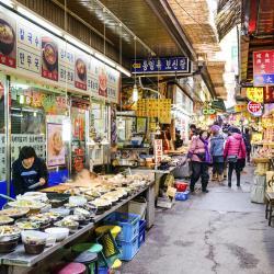 Mercato di Dongdaemun, Seul