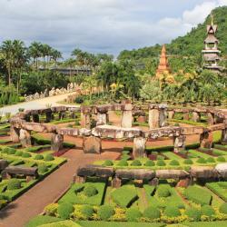 Τροπικός Βοτανικός Κήπος Nong Nooch