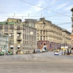 Tverskaya Caddesi, Moskova