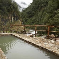 Baños termales de Machu Picchu
