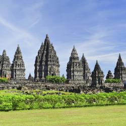 Prambanan Tapınağı, Prambanan