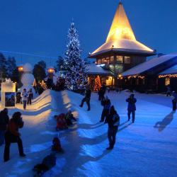 Weihnachtsmanndorf, Napapiiri