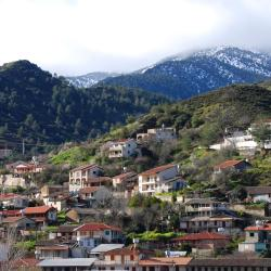 Troodos mountains, טרודוס