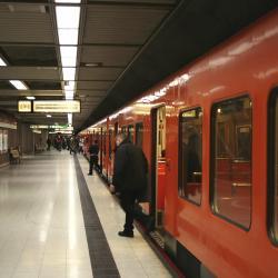 Станция метро Ruoholahti