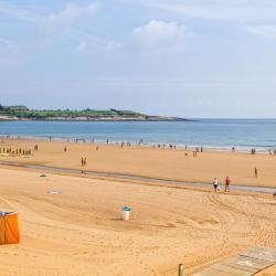 El Sardinero Beach