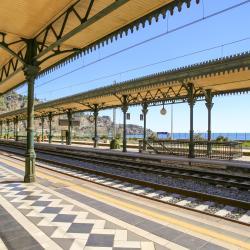 ЖП гара Taormina - Giardini Naxos