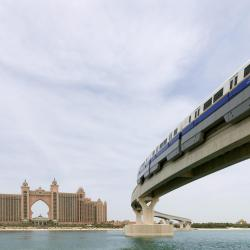 ЖП гара Palm Atlantis Monorail