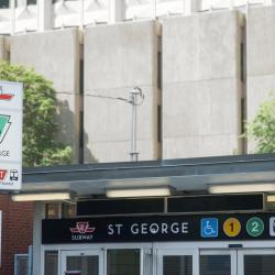 St. George Subway Station