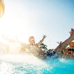 Аквапарк Atlantis Aquadventure, Нассау