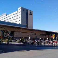 Malaga María Zambrano Train Station