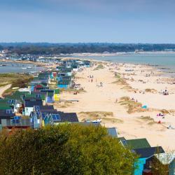 Plaža Mudeford