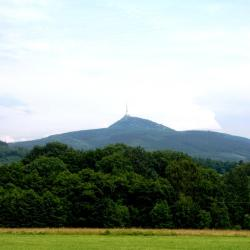 Гора Йештед, Либерец