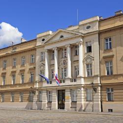 Bâtiment du Parlement croate