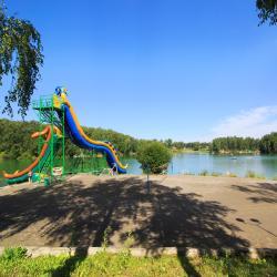 アヤ湖, Rybalka